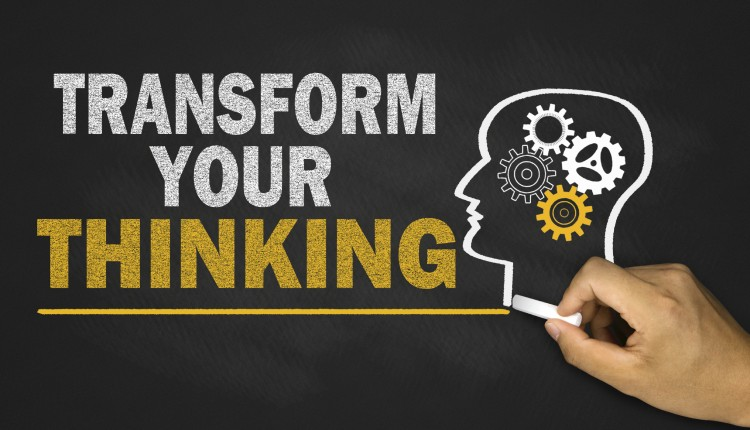 transform your thinking for organizational transformation